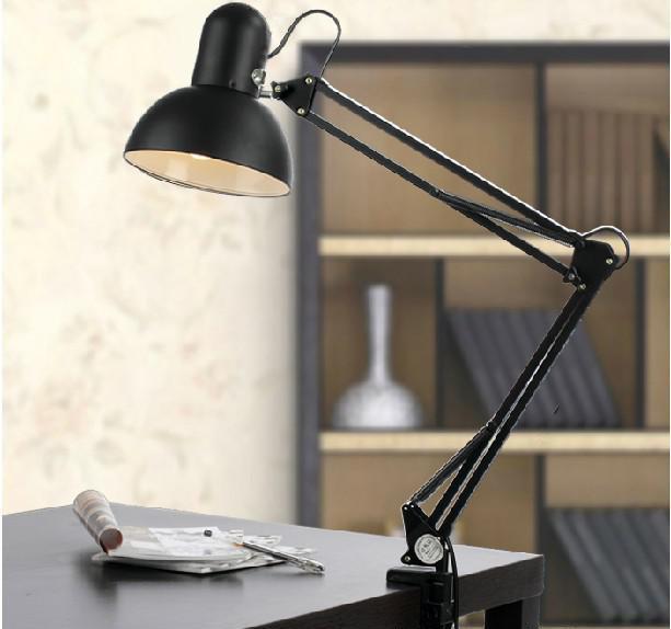 Arandela Articulada de mesa e parede - Luminária