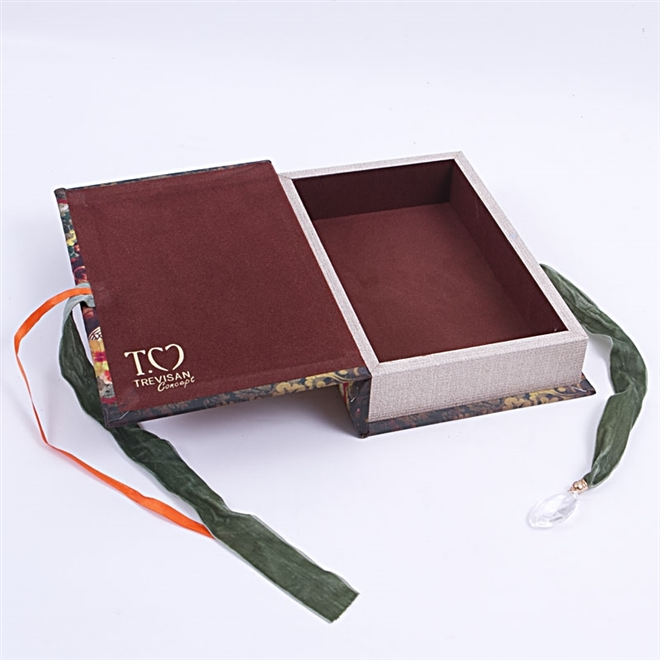 Book Box Santa Ceia