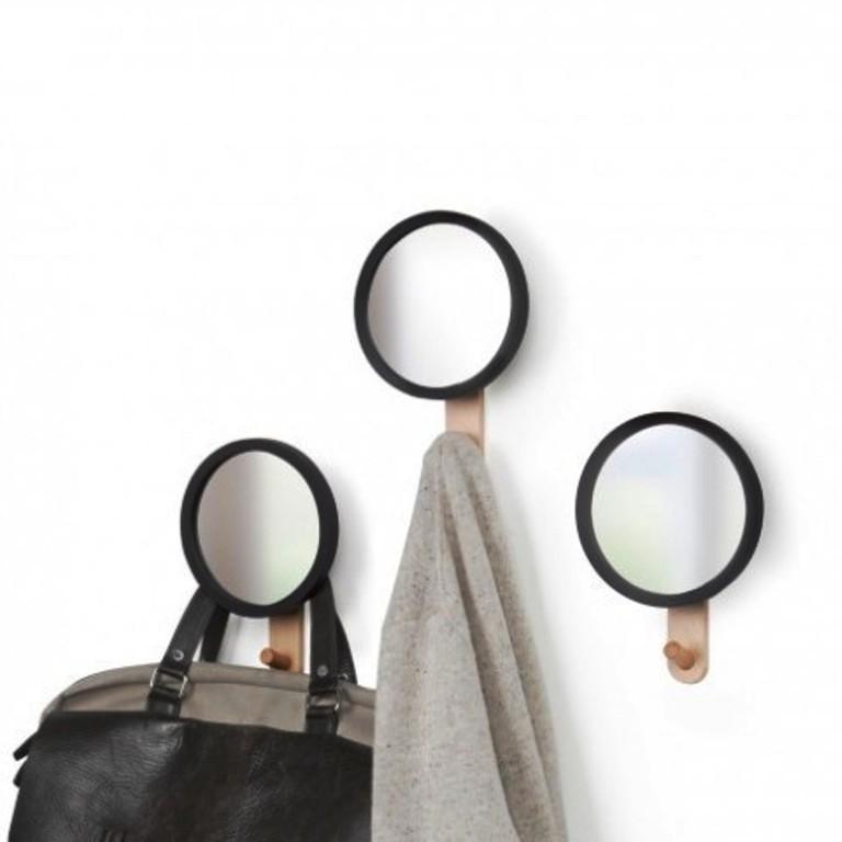 Espelho com gancho HUB - Umbra