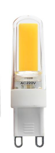 Lâmpada  2508 COB LED G9 - 9W
