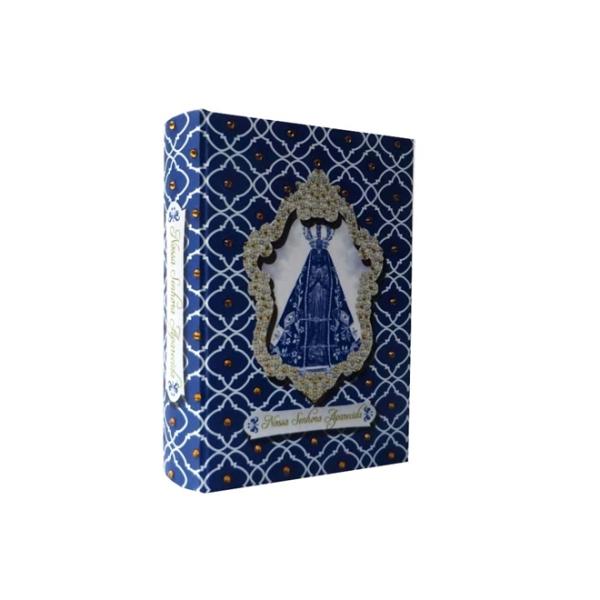 Book Box  Royal Nossa Sra Aparecida