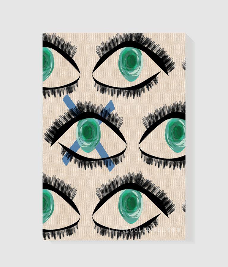 Quadro Big Eyes