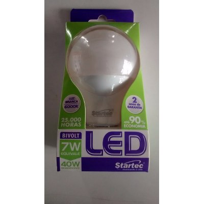 ST - Lampada LED A60 7W 6500K