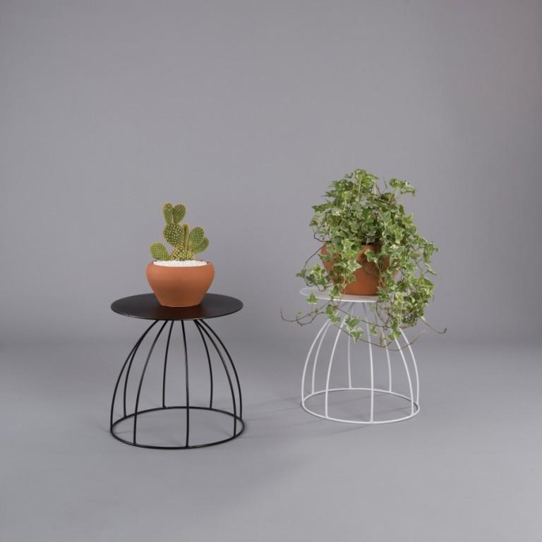 Suporte De Vaso De Parede Botânico Para Plantas Bojudo P