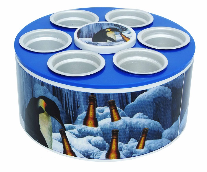 Cooler Térmico 3g para 6 Latas 350 ml PINGUIM
