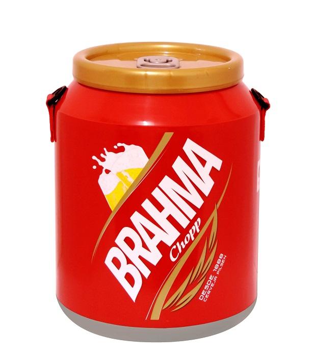 Cooler Térmico para 12 Latas de 350 ml BRAHMA