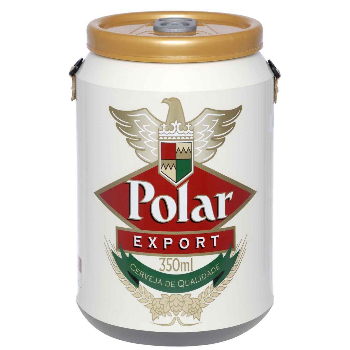 Cooler Térmico para 12 Latas de 350 ml POLAR