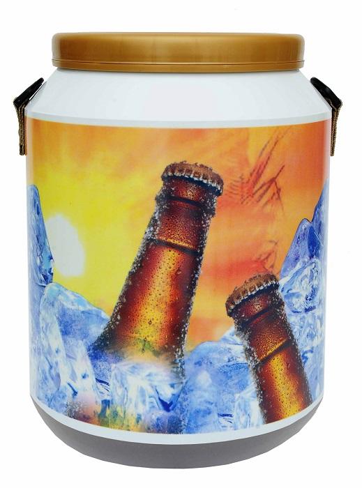 Cooler Térmico para 12 Latas de 350 ml VERÃO