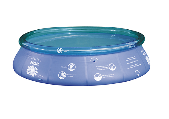PISCINA SPLASH FUN Ø3,60mx90cm - 7800L