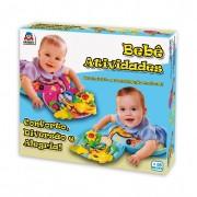 Almofada de Atividades Para Bebe - Rosa Braskit