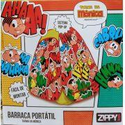 Barraca Infantil Portátil Toca  Turma Da mônica   - Zippy Toys