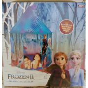 Barraca Portátil Castelo da FrozenII - Zippy Toys