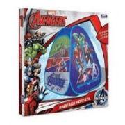 Barraca Portátil Infantil Toca Avengers - Zippy Toys