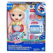 Boneca Baby Alive Meu Forninho Loira Hasbro