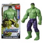 Avengers Fig 12 Titan Hero Blast Gear Hulk de Luxe