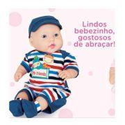Boneco Bebê Miyo Menino Cotiplás