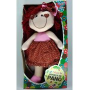 Brinquedo - Boneca De Pano - Maria - Cortex