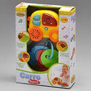 Brinquedo Carro Musical com Chaves Luz e Som - Coloria