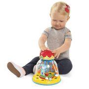 Brinquedo Educativo Para Bebês Carrossel Mágico - Tateti