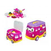 Brinquedo Infantil Food Truck C/ Acessorios 870-5 - Braskit