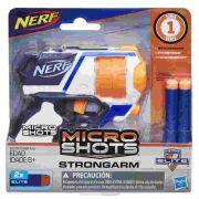 Lançador De Dardos Nerf Elite Microshot Hasbro