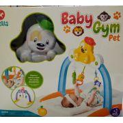 Móbile Baby Gym Pet Branco - Calesita