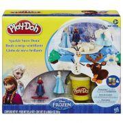 Play Doh Frozen Kit Globo De Neve - B0656 - Hasbro