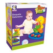 Play Time Basquete Elefante - Cotiplas