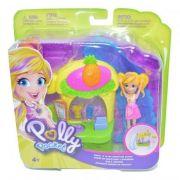Polly Pocket - Quiosque Parque dos Abacaxis - Mattel