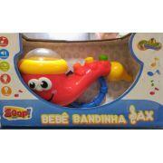 Brinquedo Sax Bebê Bandinha Musical Original Zoop Toys
