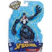 Spider-Man Marvel Bend and Flex Venom Action