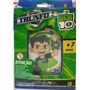 Super Trunfo BEN 10 - Jogo de Cartas - Grow