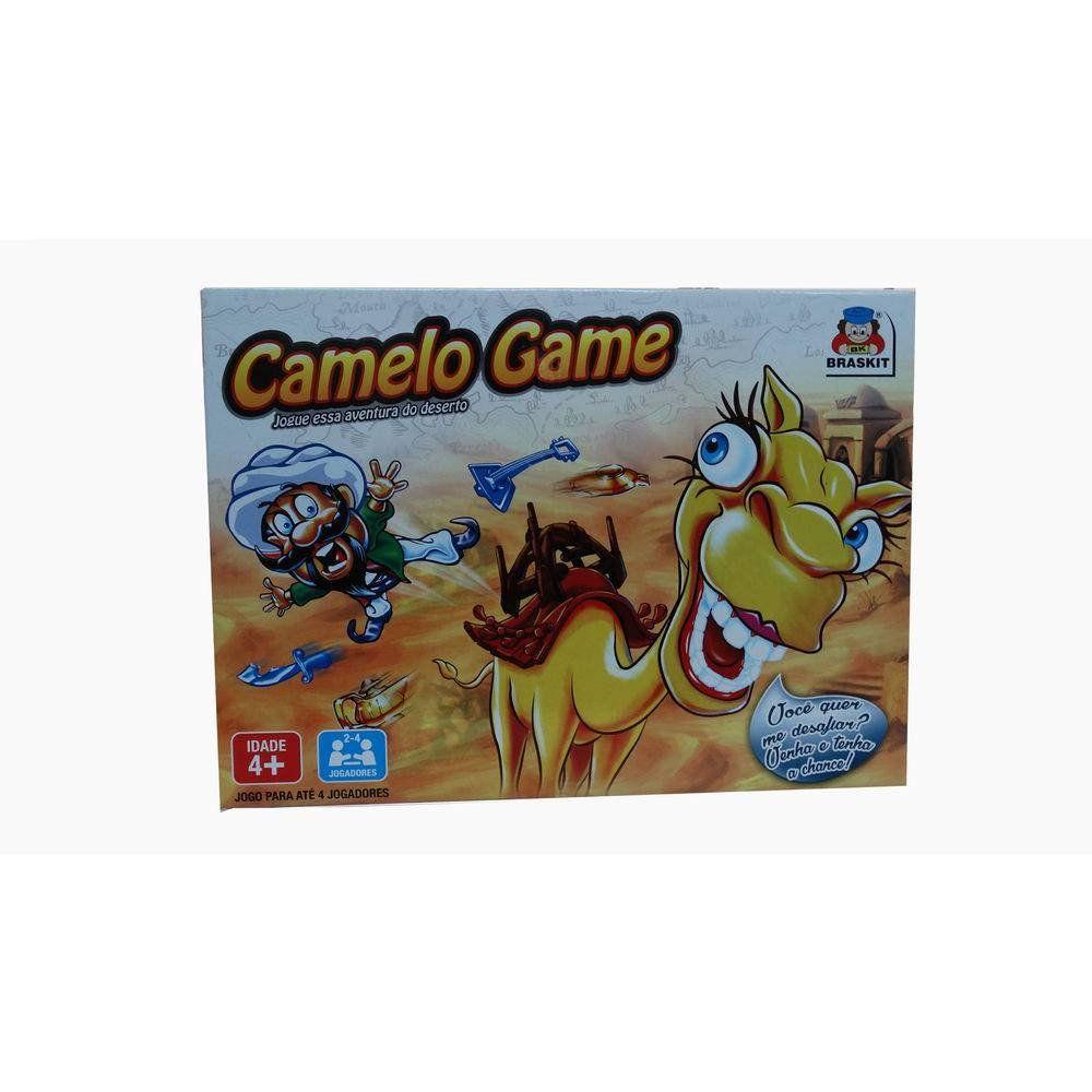 Jogo Camelo Game Braskit 070-4