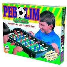 Pebolim Game -Braskit