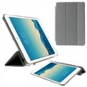 Capa iPad Mini - Smart Cover + Capa Traseira - Cinza