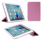 Capa iPad Mini 4 Smart Cover + Capa Traseira - Rosa