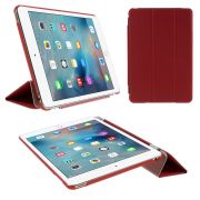 Capa iPad Mini 4 Smart Cover + Capa Traseira - Vermelha