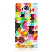 Capa LG G4 - Abstrata Colorida TPU