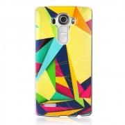 Capa LG G4 - Mosaico Colorido TPU