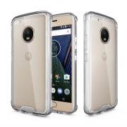 Capa Moto G5 Plus - Transparente Anti Impacto