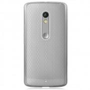 Capa Moto X Play - Transparente Silicone TPU