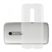 Capa Moto X Play - Ultra Fina Transparente Silicone TPU