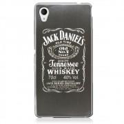Capa Sony Xperia M4 Aqua - Jack Daniels TPU