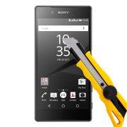 Película de Vidro Temperado - Sony Xperia Z5