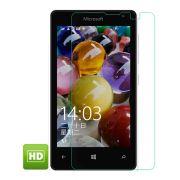 Película Transparente Brilhante - Microsoft Lumia 435