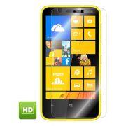 Película Transparente Brilhante - Nokia Lumia 620