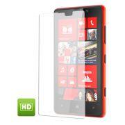 Película Transparente Brilhante - Nokia Lumia 820
