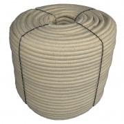 Corda / Cordão de algodão 12mm - trançada