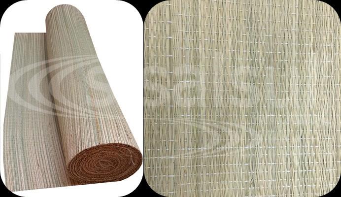 ESTEIRA DE JUNCO 80cm largura x 10m comprimento