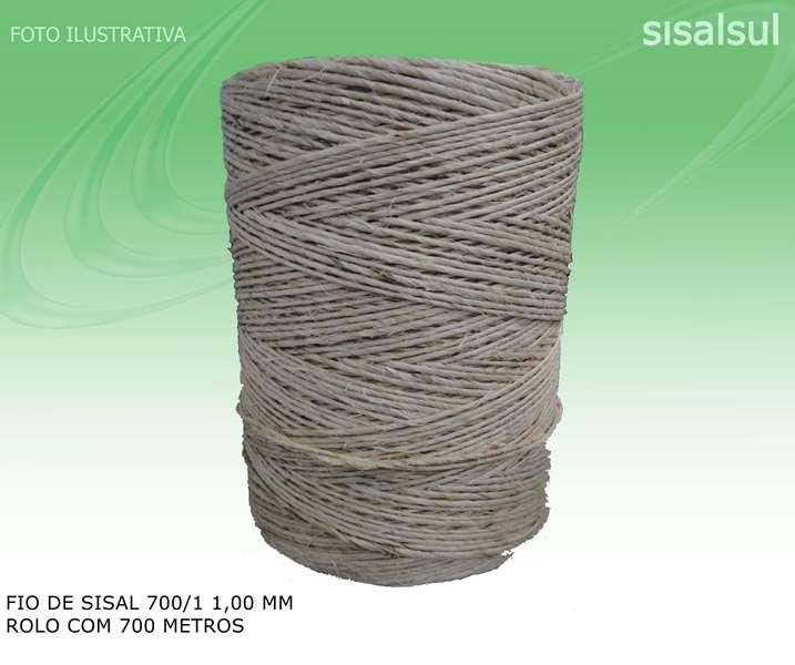 Fio de Sisal 700/1 1mm